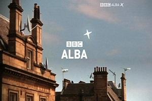 BBC ALBA ident 2008