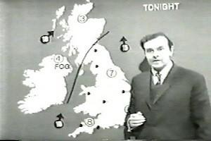 BBC Weather 1954 - 1970