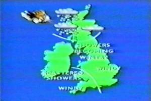 TV-am Weather Presentation