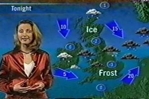 ITV National Weather 1995 - 2000