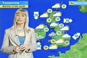 ITV National Weather 2005 - 2016