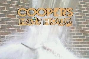 Cooper's Half Hour